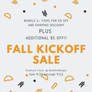 Dresses & Skirts - Fall Kickoff Sale!!!